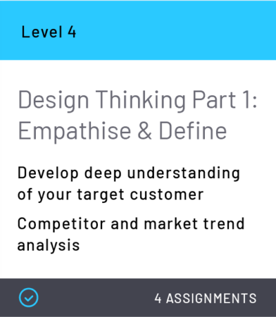 Design Thinking Part 1: Empathise & Define