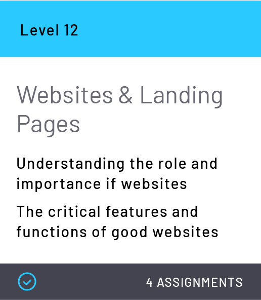 Websites & Landing Pages
