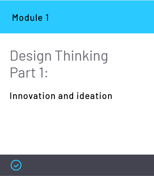 Design Thinking Part 1: