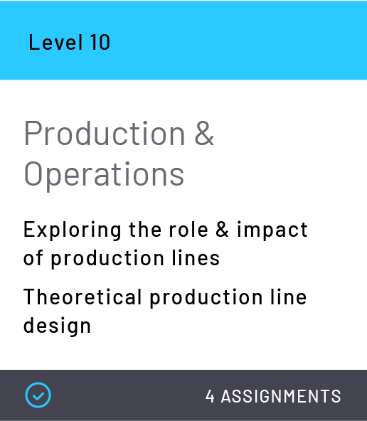 Production & Operations
